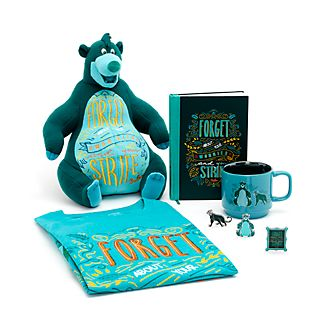 Disney Store Disney Wisdom Baloo Collection - March