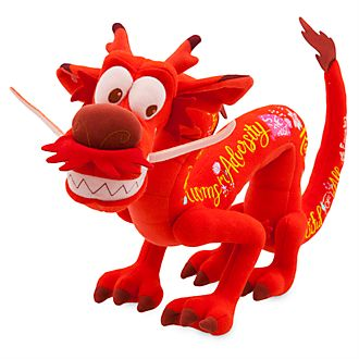 Disney Store Mushu Disney Wisdom Medium Soft Toy, 2 of 12
