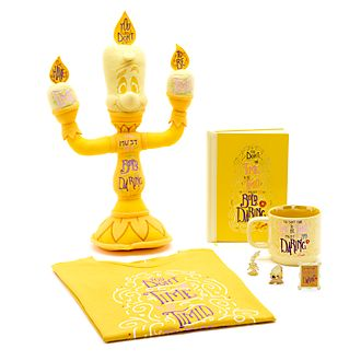 Disney Store Disney Wisdom Lumiere Collection - June