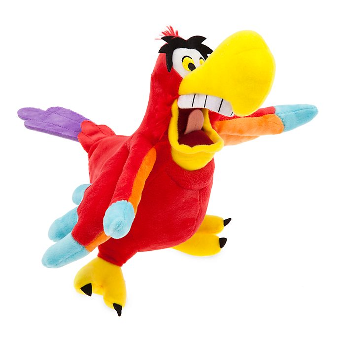 Disney Store - Aladdin - Jago - Kuschelpuppe