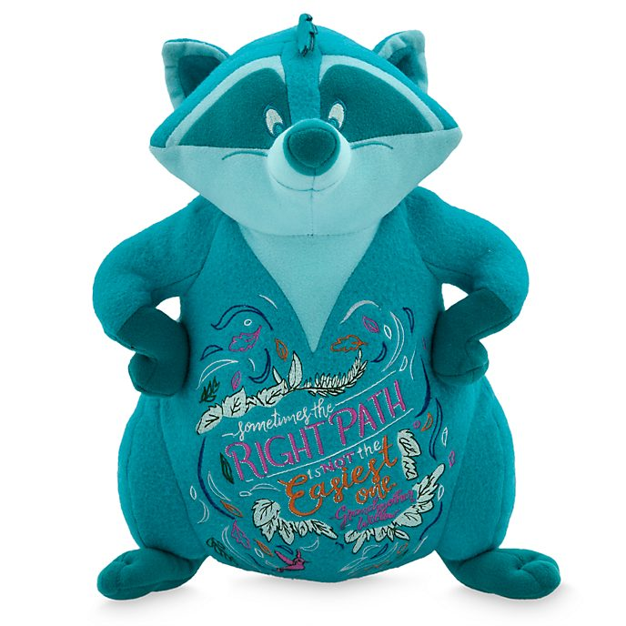 Disney Store Peluche Meeko, collection Disney Wisdom, 5 sur 12