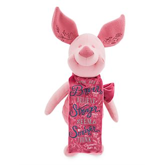 Disney Store Piglet Disney Wisdom Soft Toy, 4 of 12