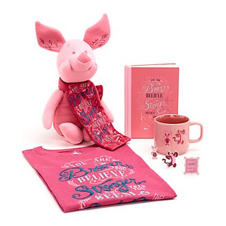 Disney Store Disney Wisdom Piglet Collection - April