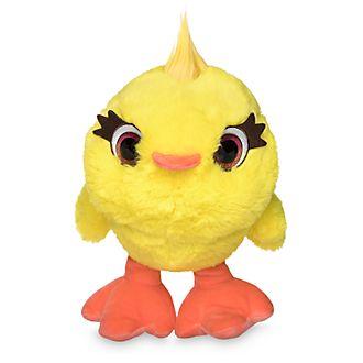 Disney Store - Toy Story4 - Ducky - Sprechende Kuschelpuppe