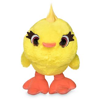 Peluche parlante mediano Ducky, Toy Story 4, Disney Store