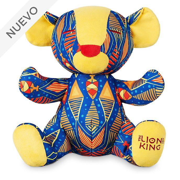 Peluche mediano Simba edición limitada, Disney Store