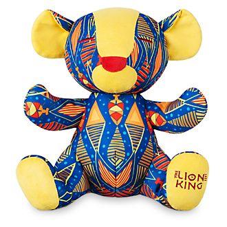 Disney Store Simba Limited Release Medium Soft Toy
