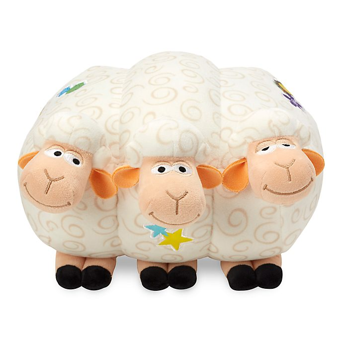 Disney Store Billy, Goat and Gruff Medium Soft Toy, Toy Story 4