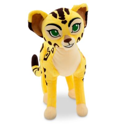 Fuli Medium Soft Toy, The Lion Guard