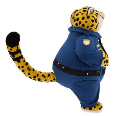 Zootropolis Officer Clawhauser Soft Toy