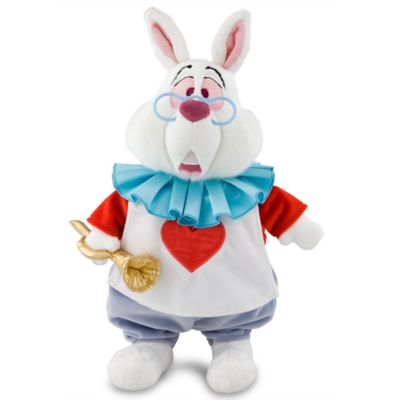 White Rabbit Medium Soft Toy, Alice in Wonderland