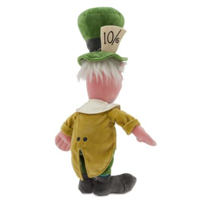 Mad Hatter Medium Soft Toy, Alice in Wonderland