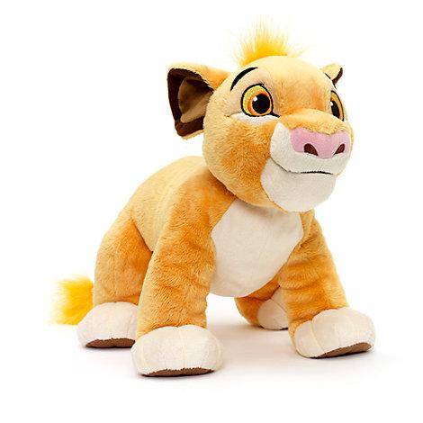 Mellemstort Simba plysdyr, Løvernes konge