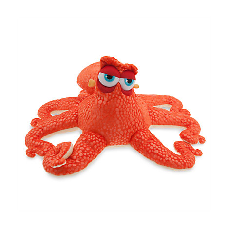 Hank Medium Soft Toy, Finding Dory