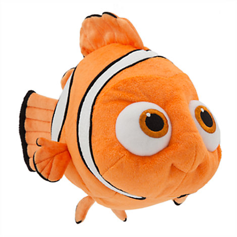 Findet Dorie - Nemo Kuscheltier (36 cm)