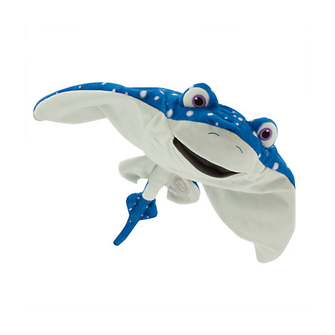 Mr Ray Medium Soft Toy, Finding Dory