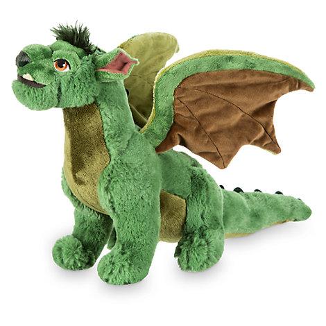 Peluche de taille moyenne, Peter et Elliott le dragon