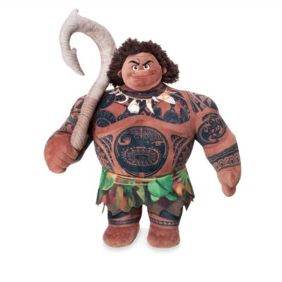 Maui Medium Soft Toy, Moana