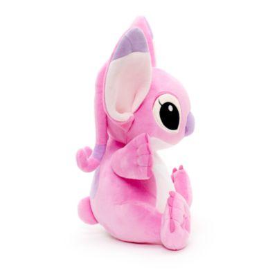 Mellemstort Angel plysdyr fra Lilo og Stitch serien