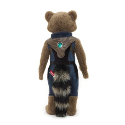 Peluche mediano Rocket Raccoon, Guardianes de la Galaxia Vol. 2