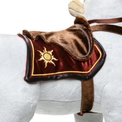 Maximus medelstort gosedjur från tv-serien Trassel