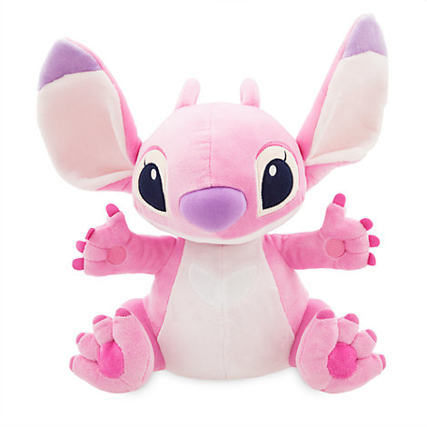 Angel Medium Soft Toy, Lilo and Stitch: The Series