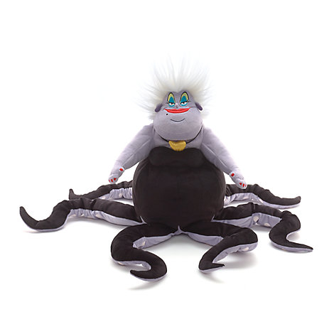 Ursula Medium Soft Toy, The Little Mermaid