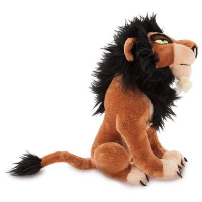 Peluche mediano Scar, El Rey León