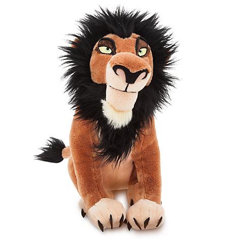 Scar Medium Soft Toy, The Lion King