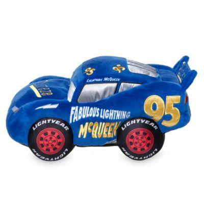 Peluche de taille moyenne Fabuleux Flash McQueen, Disney Pixar Cars3