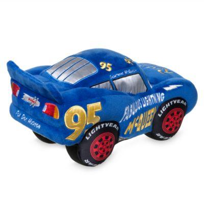 Peluche mediano del fabuloso Rayo McQueen, Disney Pixar Cars 3