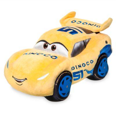 Cruz Ramirez medium plysdyr, Disney Pixar Biler 3