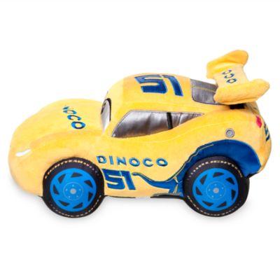 Peluche de taille moyenne Cruz Ramirez, Disney Pixar Cars3