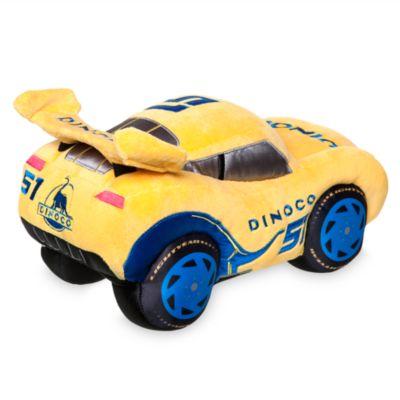 Cruz Ramirez Medium Soft Toy, Disney Pixar Cars 3