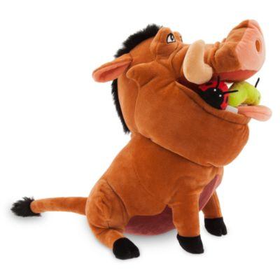 Peluche de taille moyenne Pumbaa, Le Roi Lion