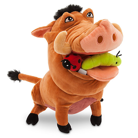Pumbaa Medium Soft Toy, The Lion King