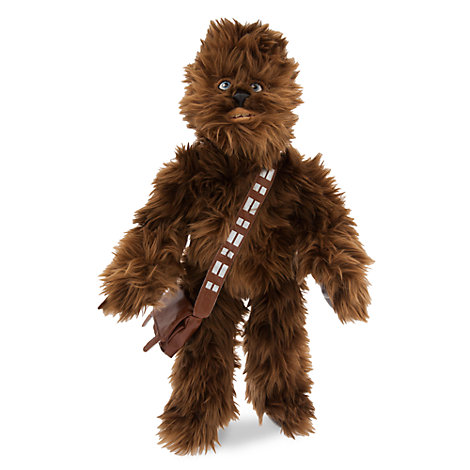 Chewbacca Medium Soft Toy, Star Wars