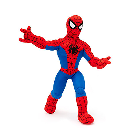 Lille Spider-Man plysdyr