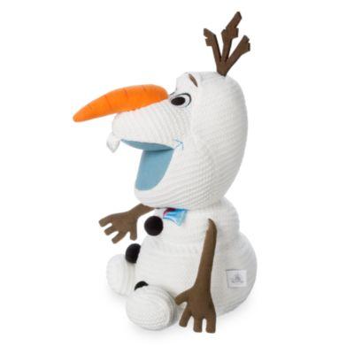 Peluche mediano Olaf, Frozen. Una aventura de Olaf