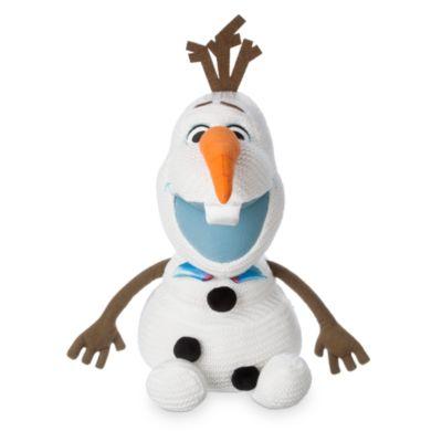 Peluche moyenne Olaf, Joyeuses Fêtes avec Olaf