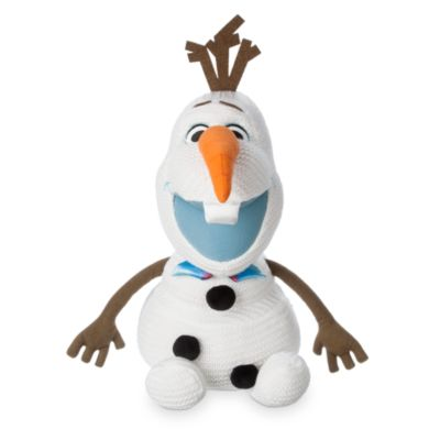 Olaf Medium Soft Toy, Olaf's Frozen Adventure