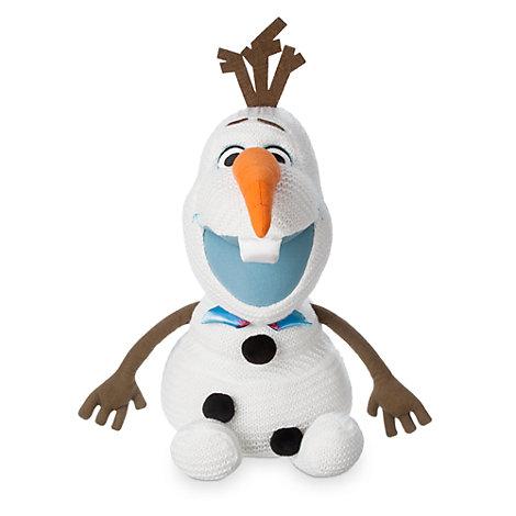 Peluche medio Olaf, Frozen - Le Avventure di Olaf
