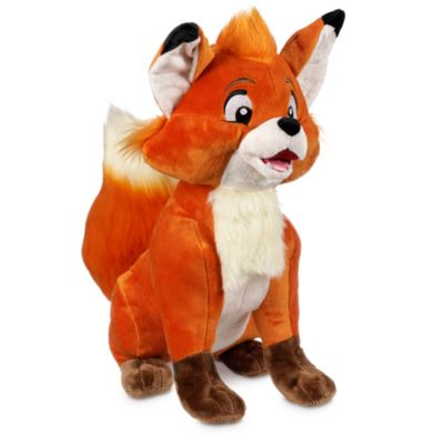 Tod Medium Soft Toy, The Fox and the Hound