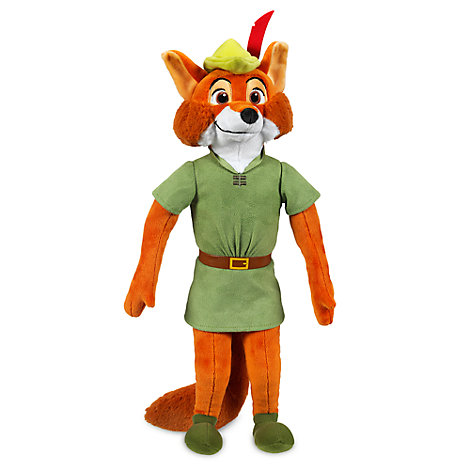 Robin Hood Medium Soft Toy