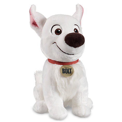 Disney Bolt Medium Soft Toy