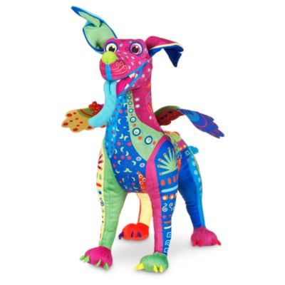 Peluche Dante style alebrije de taille moyenne, Disney Pixar Coco