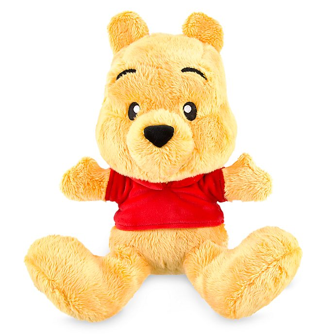 Winnie The Pooh Big Feet Medium Soft Toy