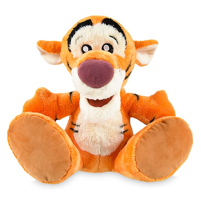 Tigger Big Feet Medium Soft Toy