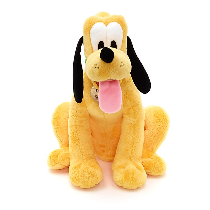 Disney Store Pluto Medium Soft Toy