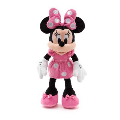 Minnie Maus - Kuscheltier, mittelgroß